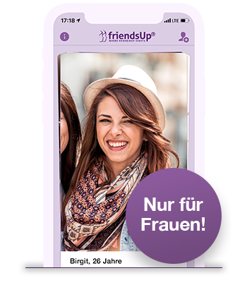 friendsUp Logo